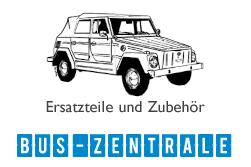 Ersatzteile für VW Kübel