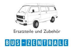 Ersatzteile für VW Bus T3