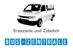 Ersatzteile für VW Bus T4