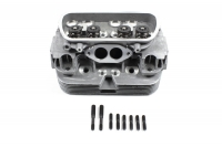 Motor Zylinderkopf Doppelkanal mit Ventile für VW Bus T2 1600 50PS