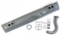 Endschalldämpfer für VW T3 1.9 und 2.0