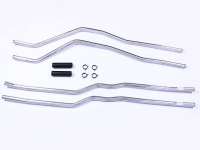 Kühlmittel Rohrleitung Vorlauf Rücklauf Edelstahl für VW T3 1981 - 1984