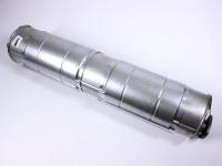 Endschalldämpfer 760 mm für VW T3 WBX 2.1