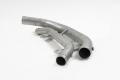 Kühlwasser Rohre über Gebtriebe Edelstahl für VW T3 TD WBX 1.6 1.9 2.1