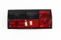 Scheinwerfer Heck hinten Rückleuchte LINKS Rot Schwarz für VW T3
