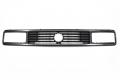 Rechteckscheinwerfer Kühlergrill Chromrand für VW Bus T3