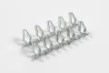 Set 10 Stück Clips  Prallgummi Stoßstange für VW Bus T3
