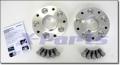 Adapterscheiben Set 40 mm auf 5x130 mit Radschrauben für VW T5