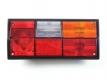 Scheinwerfer Rückleuchte Rechts Schlußlicht Heckleuchte für VW Bus T3