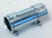 Auspuff Universal Rohrverbinder Doppelschelle Ø 43 - 46.7 mm L = 125
