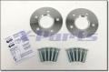 Spurverbreiterung 20 mm + 10 Stehbolzen alle Modelle für VW Bus T3