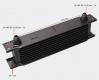 Ölkühler 10 Reihen BLACK EDITION Alu 330 x 76mm VR6 Turbo 16V...