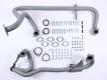 Abgaskrümmer Rohre und Montagematerial Komplett-Set für VW T3 WBX 1.9 und 2.1